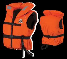 Comfort Boating Vest Orange JOBE, 240312001, 244817579, Спасательный жилет, Страховочный жилет, жилет спасательный унисекс