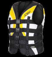 Progress 4 Buckle Vest Yellow JOBE, 244813003, Жилет спасательный унисекс, Жилет страховочный unisex, Жилет страховочный, Жилет спасательный