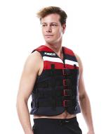 4 Buckle Vest Red JOBE, 244817572, Жилет спасательный унисекс, Жилет страховочный unisex, Жилет страховочный, Жилет спасательный
