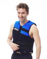 Neoprene Vest Men Blue JOBE, 244917107, Жилет страховочный мужской, Жилет страховочный, Жилет спасательный