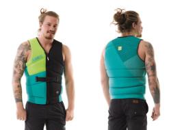 Unify Vest Teal Men Blue JOBE, Vest Men JOBE, 244918101, JOBE 244918101, Жилет страховочный мужской, Жилет страховочный, Жилет спасательный, водный жилет