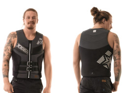 Segmented Jet Vest Backsupport Men JOBE, Vest Men JOBE, 244918108, JOBE 244918108, Жилет страховочный мужской, Жилет страховочный, Жилет спасательный, водный жилет