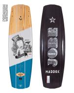 Maddox Premium Wakeboard JOBE, 272317231 JOBE, 272317231, Maddox Premium Wakeboard, доска, вейкборд, вейк, доска для вейкбординга, доска для катания, Wake, Wakeboard