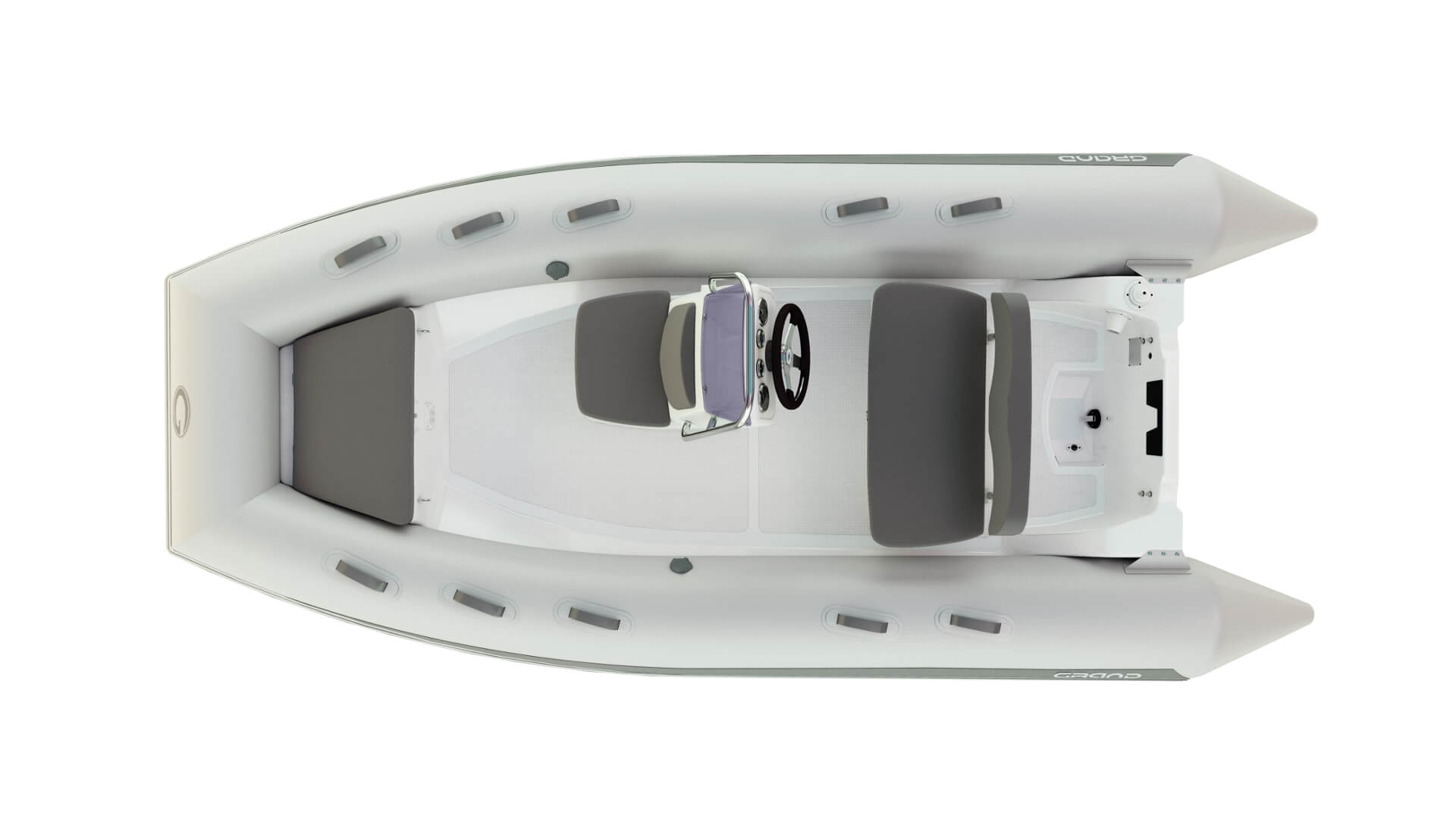 Надувная лодка GRAND Silver Line S420, GRAND Silver Line S420NL, GRAND Silver Line S420NLF, GRAND S520NL, GRAND S520NLF, S520NL, S520NLF, Надувная лодка GRAND, Надувная лодка ГРАНД, Надувная лодка с жестким дном, RIB, Rigid Inflatable Boats