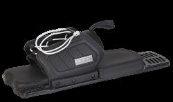 RTP Adjustable Nylon JOBE, Adjustable RTP Nylon Slalom Ski Binding JOBE, Jobe 333116002, 333116002, Крепление для слаломных водных лыж, Крепления для слаломных водных лыж, крепление для водных лыж, крепление для лыж