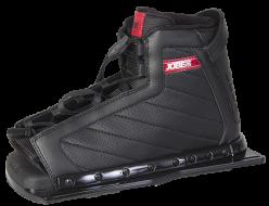 Focus Slalom Binding JOBE, Focus Slalom Ski Binding Black JOBE, Jobe 333116003, 333116003, Крепление для слаломных водных лыж, Крепления для слаломных водных лыж, крепление для водных лыж, крепление для лыж