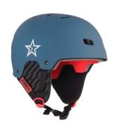 Base HelmetSteel Blue JOBE, 370017003, JOBE 370017003, Шлем для водных видов спорта, шлем для гидроцикла, шлем для гидры, шлем для вейка, шлем для водного спорта, шлем для вейкборда, шлем, helmet, шлем JOBE, шлем для водных лыж, шлем для рафтинга, защитный шлем
