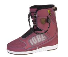 EVO Sneakers Morph Red Women JOBE, EVO Morph Sneaker Woman JOBE, JOBE 396817003, 396817003, EVO Morph Sneaker Woman, ботинки для вейкборда серии EVO, крепления для вейка EVO, Крепления для вейкборда, крепление для вейка