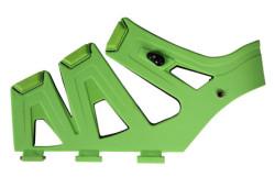 EVO Skins Lime Green JOBE, JOBE 396918006, 396918006, EVO Skins, крепления, крепление, фиксатор для вейка, крепление для вейкборда, крепление EVO, bindings EVO