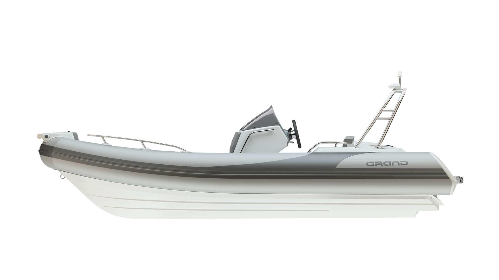 Надувная лодка GRAND Golden Line G500, GRAND Golden Line G500, GRAND G500,  Надувная лодка GRAND Golden Line G500LF,  GRAND Golden Line G500LF,  GRAND G500LF, Надувная лодка GRAND, Надувная лодка с жестким дном,  Rigid Inflatable Boats, RIB