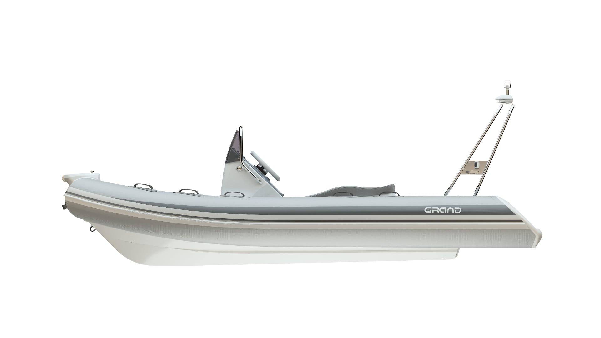 Надувная лодка с жестким дном GRAND Silver Line S420NS, Надувная лодка GRAND Silver Line S420NS, GRAND Silver Line S420NSF, GRAND Silver Line S420NS, GRAND S420NSF, GRAND S420NS, GRAND S420, Надувная лодка GRAND, Надувная лодка ГРАНД, Надувная лодка с жестким дном, RIB, Rigid Inflatable Boats