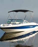 Солнцезащитный тент на лодку Boat Bimini Alu UV Coated Nylon Top JOBE 400816001