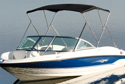 Boat Bimini Alu UV Coated Nylon Top JOBE, 400816001, JOBE 400816001, Солнцезащитный тент на лодку, Bimini, Bimini на лодку, тент на лодку, тент на катер, солнцезащитный тент