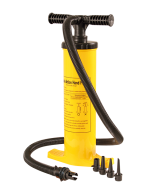 Ручной воздушный насос для водных аттракционов, воздушный насос, Ручной воздушный насос, насос для водных аттракционов, JOBE, Double Action Hand Pump, 410400021, ручной насос