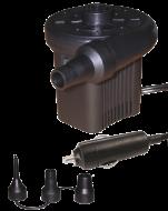 Air Pump 12V JOBE, 12V Air Pump JOBE, воздушный насос для водных аттракционов, воздушный насос, воздушный компрессор, Воздушный насос для водных аттракционов, JOBE, 12V Air Pump, 410502010, Воздушный насос 12 вольт, Электрический насос 12 вольт для надувных лодок, Электрический насос 12 вольт для надувных аттракционов