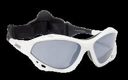 Knox Floatable Glasses White JOBE, Floatable Glasses Knox White JOBE, 420108001, JOBE 420108001, Солнцезащитные очки для катания на аквабайке, очки для водных видов спорта, очки для гидроцикла, очки для гидры, очки для вейка, очки для водного спорта, очки для вейкборда, очки, glasses, очки JOBE, очки для водных лыж, защитные очки, защита глаз, Солнцезащитные очки, очки поляризационные
