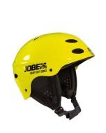 Heavy Duty Hardshell Helmet Yellow JOBE, 443717001, JOBE 443717001, Шлем для водных видов спорта, шлем для гидроцикла, шлем для гидры, шлем для водного спорта, шлем для вейкборда, шлем, helmet, шлем JOBE, шлем для водных лыж, шлем для рафтинга, защитный шлем для коммерческого использования, шлем для коммерческого использования