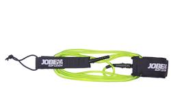 Paddle Board Leash 9 ft JOBE, 480017021, JOBE 480017021, Поводок для SUP, поводок безопасности для SUP, браслет безопасности