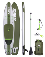 Duna 11.6 Inflatable Paddle Board Package JOBE, 486417034, JOBE 486417034, Aero SUP, SUP 11.6, Yoga SUP, Yoga, Surf'sup, Surf sup, надувная доска, надувная доска для йоги, надувная доска для серфинга, надувная доска с веслом, доска с веслом