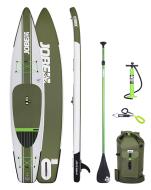 Neva 12.6 Inflatable Paddle Board Package JOBE, 486417035, JOBE 486417035, Aero SUP, SUP 12.6, Yoga SUP, Yoga, Surf'sup, Surf sup, надувная доска, надувная доска для йоги, надувная доска для серфинга, надувная доска с веслом, доска с веслом