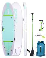 Lena 10.6 Yoga Inflatable Paddle Board Package JOBE, 486417036, JOBE 486417036, Aero SUP, SUP 10.6, Yoga SUP, Yoga, Surf'sup, Surf sup, надувная доска, надувная доска для йоги, надувная доска для серфинга, надувная доска с веслом, доска с веслом