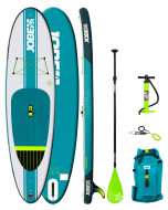 Yarra 10.6 Package JOBE, Yarra 10.6 Inflatable Paddle Board Package JOBE, 486418005, JOBE 486418005, Aero SUP, SUP 10.6, Yoga SUP, Yoga, Surf'sup, Surf sup, надувная доска, надувная доска для йоги, надувная доска для серфинга, надувная доска с веслом, доска с веслом