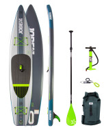 Neva 12.6 Package JOBE, Neva 12.6 Inflatable Paddle Board Package JOBE, 486418007, JOBE 486418007, Aero SUP, SUP 12.6, Yoga SUP, Yoga, Surf'sup, Surf sup, надувная доска, надувная доска для йоги, надувная доска для серфинга, надувная доска с веслом, доска с веслом