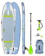 Lena Yoga 10.6 Package JOBE, Lena Yoga 10.6 Inflatable Paddle Board Package JOBE, 486418008, JOBE 486418008, Aero SUP, SUP 10.6, Yoga SUP, Yoga, Surf'sup, Surf sup, надувная доска, надувная доска для йоги, надувная доска для серфинга, надувная доска с веслом, доска с веслом
