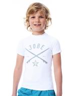 Rashguard Boys JOBE, 544217050, футболка с защитой от ультрафиолета, Гидрофутболка с защитой от ультрафиолета, детская футболка с уф защитой, Футболка с уф защитой, Футболка детская, Гидрофутболка, Гидрофутболка детская, Футболка для купания детская, Футболка для купания, детская гидрофутболка для купания