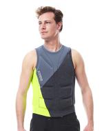 Comp Vest Men Lime JOBE, 554017001, Жилет страховочный мужской, Жилет страховочный, Жилет спасательный