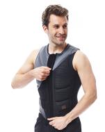 Comp Vest Men Grey JOBE, 554017006, Жилет страховочный мужской, Жилет страховочный, Жилет спасательный