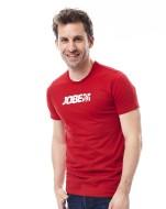 Promo T-Shirt Men Red JOBE, 565117006, JOBE 565117006, футболка, Футболка мужская, Футболка мужская спортивная, Футболка JOBE, фирменная футболка JOBE