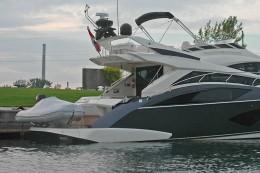 Тендерная лодка для Вашей яхты - GRAND Golden Line G340EF