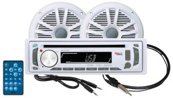 BOSS Marine MCK648W.6, BOSS MCK648W.6, MCK648W.6, морская аудиосистема
