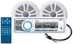 BOSS Marine MCK752WB.6, BOSS MCK752WB.6, MCK752WB.6, морская аудиосистема