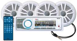 BOSS Marine MCK752WB.64, BOSS MCK752WB.64, MCK752WB.64, морская аудиосистема