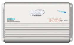 BOSS Marine MR1950, BOSS MR1950, MR1950, Морской усилитель звука, усилитель звука