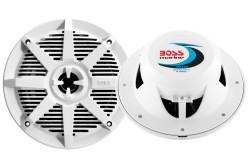 BOSS Marine MR62W, BOSS MR62W, MR62W, динамики BOSS Marine, Морские динамики, морские коаксиальные динамики, водонепроницаемые динамики, динамики для лодки, морская акустика, колонки для лодки, колонки водонепроницаемые