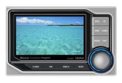 Clarion CMS5, Морской мультимедийный ресивер, Морской ресивер, морская магнитола