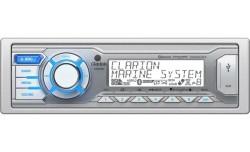 Clarion M505, Морской ресивер, морская магнитола, морская аудиотехника, Clarion
