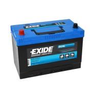 Аккумуляторная батарея Exide Dual ER 450, Exide ER 450, АКБ, аккумулятор Exide, Аккумуляторная батарея глубокого разряда, гелиевый акб, гелиевый аккумулятор