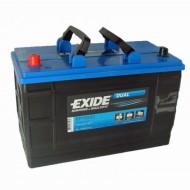 Аккумуляторная батарея Exide Dual ER 550, Exide ER 550, АКБ, аккумулятор Exide, Аккумуляторная батарея глубокого разряда, гелиевый акб, гелиевый аккумулятор