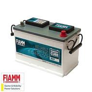 Аккумуляторная батарея FIAMM ENERGY CUBE RST 6СТ-100Аз 720А, АКБ, аккумулятор FIAMM