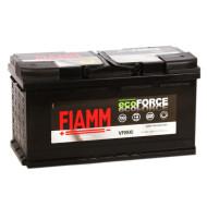Аккумуляторная батарея FIAMM Ecoforce AGM 6СТ-90Аз 900А, АКБ, аккумулятор FIAMM