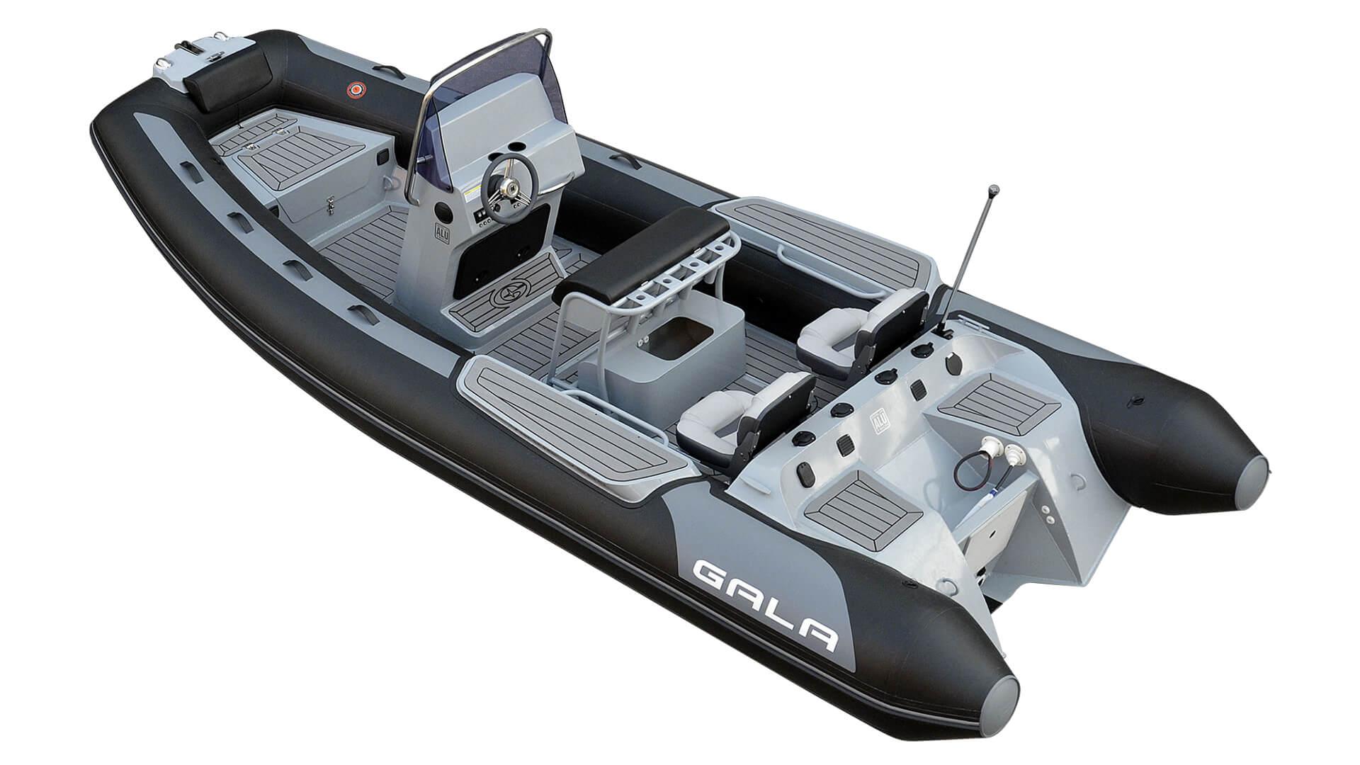 Надувная лодка с жестким алюминиевым дном GALA Viking V580F, Надувная лодка с жестким дном GALA Viking V580F, Надувная лодка с жестким дном GALA V580F, Надувная лодка GALA V580F, Надувная лодка GALA V580F, GALA V580F, лодка с жестким дном, алюминиевый риб, алюминиевый RIB, RIB