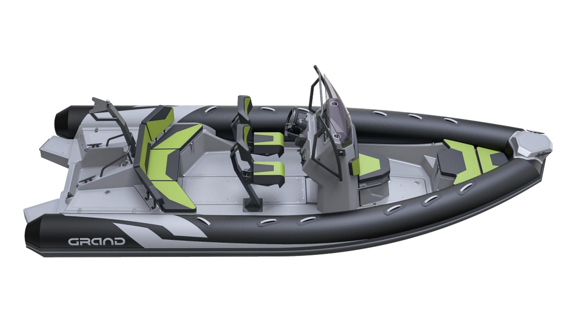 GRAND Drive Line, GRAND Drive, GRAND D600A, GRAND Drive D600 ACTIVE, GRAND RIB, Pro RIB, надувная лодка GRAND Drive D600A, Rigid Inflatable Boats GRAND
