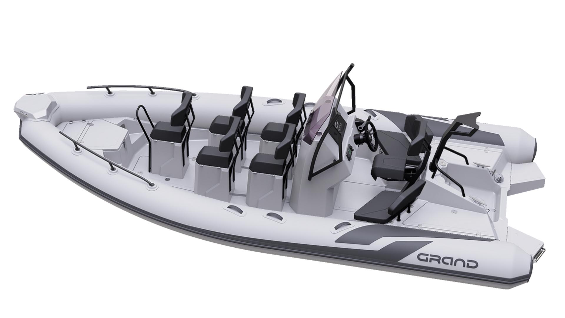 GRAND Drive Line, GRAND Drive, GRAND D600D, GRAND Drive D600 Drive, GRAND RIB, Pro RIB, надувная лодка GRAND Drive D600D, Rigid Inflatable Boats GRAND