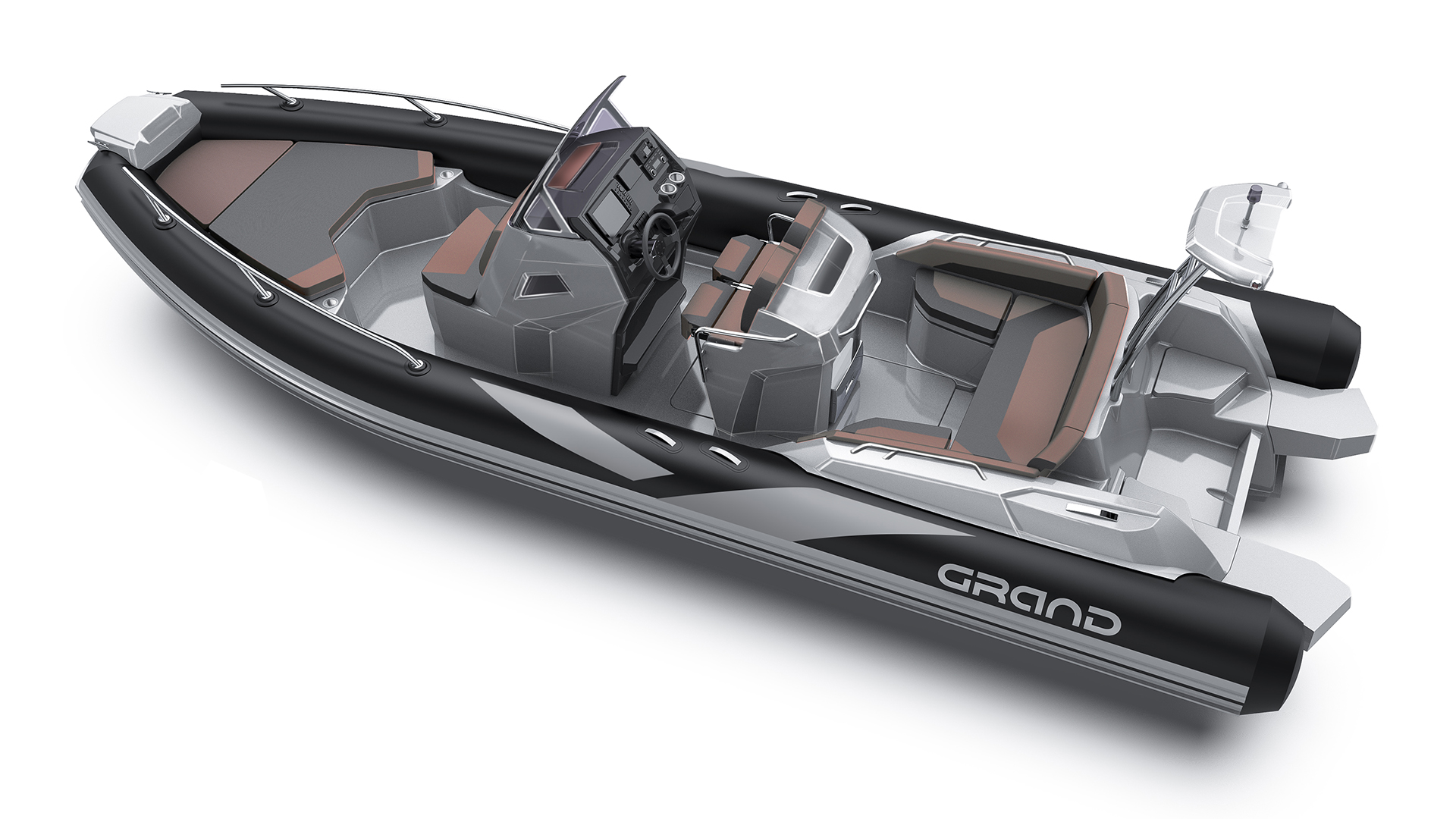 GRAND Golden Line G750, Golden Line G750, GRAND G750, G750, grand g750, GRAND Golden Line G750, надувная лодка с жестким дном, надувная лодка GRAND, надувная лодка ГРАНД