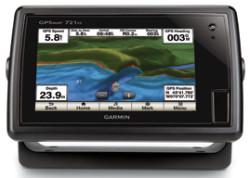Garmin GPSMAP 721xs, GPSMAP 721xs, Эхолот с GPS, картплоттер, Garmin echoMAP, Картплоттер Garmin, эхолот Garmin