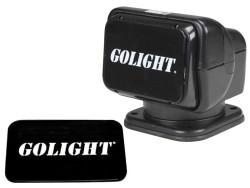 Защитная крышка на стекло прожектора Golight 15306, Защитный колпак на стекло прожектора Golight, Защитный колпак на стекло лицевой панели Golight 15306, Golight 15306 Black, Golight 15306, Golight 15304